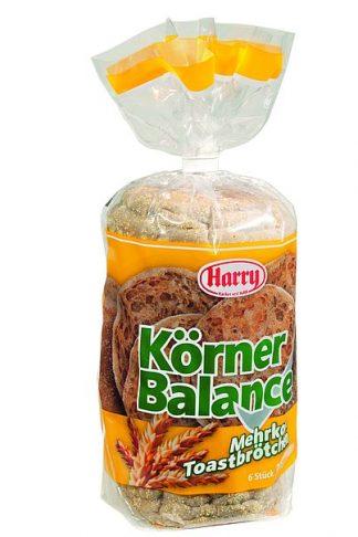 Harry Brot Körner Balance Toastbrötchen 335g