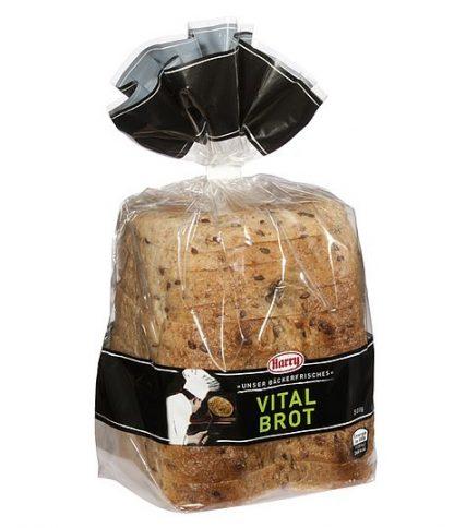 Harry Brot Bäckerfrisches Vital-Brot 500g geschnitten