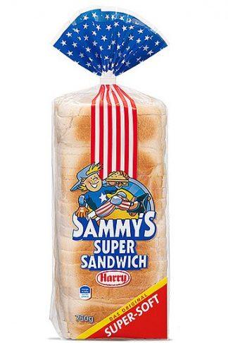 Harry Brot Sammy's Super Sandwich 750g geschnitten