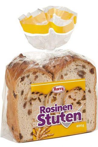 Harry Brot Rosinen Stuten 400 g geschnitten