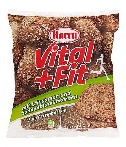 Harry Brot Vital + Fit Malz-Mehrkornbrötchen 6 Stück / 540 g