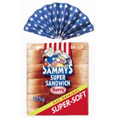 Harry Brot Sammy's Super Sandwich 375g geschnitten