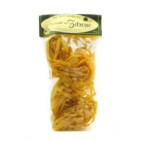 BIO Bandnudeln mit Zitrone (250 g)