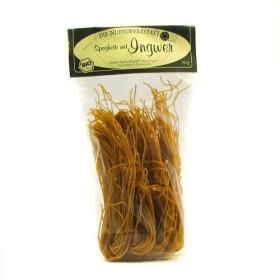 Die Nudelwerkstatt BIO Spaghetti mit Ingwer (250 g)