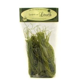 Die Nudelwerkstatt BIO Spaghetti mit Lauch (250 g)