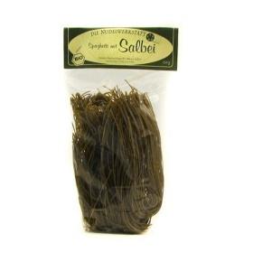 Die Nudelwerkstatt BIO Spaghetti mit Salbei (250 g)