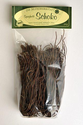 Die Nudelwerkstatt Spaghetti Schoko - Bio