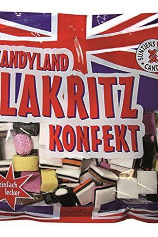 Suntjens Candyland - Lakritz Konfekt (350g)