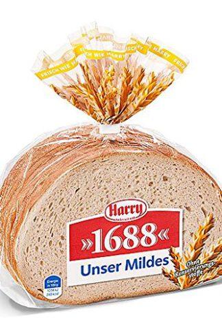 Harry Brot Unser Mildes 500 g geschnitten (40 Stück)