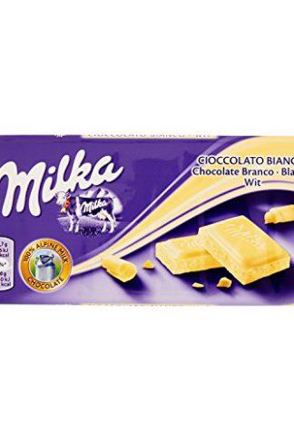 Milka Weiße Schokolade 100 g
